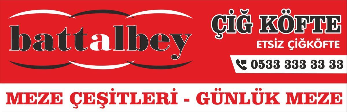Battalbey Samandağ Çiğ Köfte ve Meze – Cumhuriyet