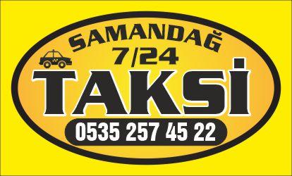 Samandağ Taksi