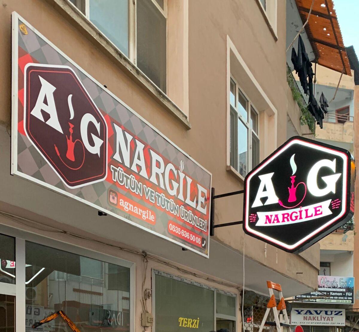 AG Nargile