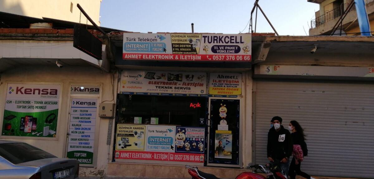 Ahmet İletişim