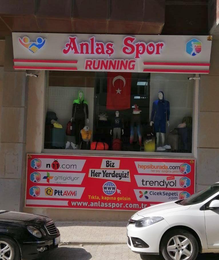 Anlaşspor Spor Giyim Mağazası