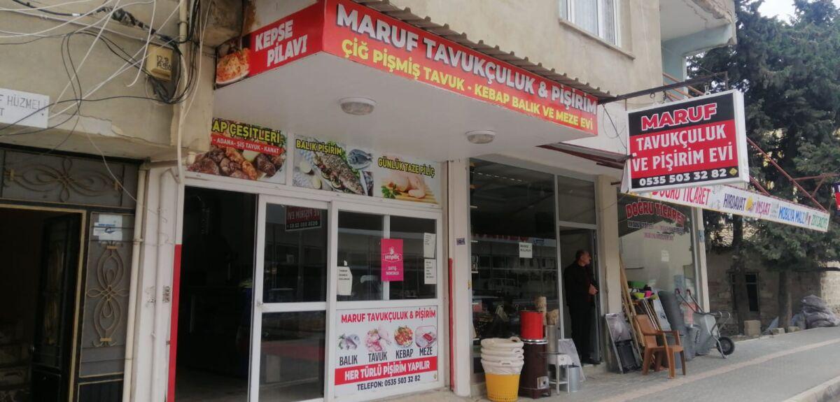 Maruf Tavukçuluk & Pişirim