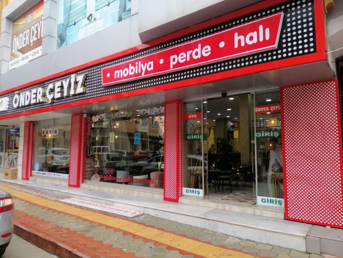 Öner Kılınç Ev Tekstili & Mobilya ve Dekorasyon