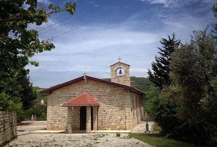 Azize Tekla Kilisesi