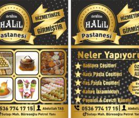 İbrahim Halil Pastanesi